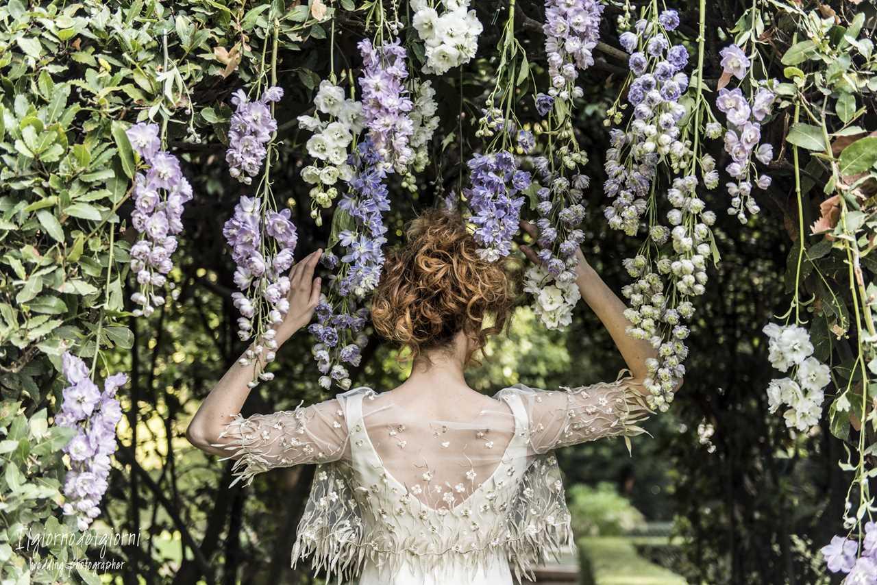 Lo stile garden a Villa Aurelia