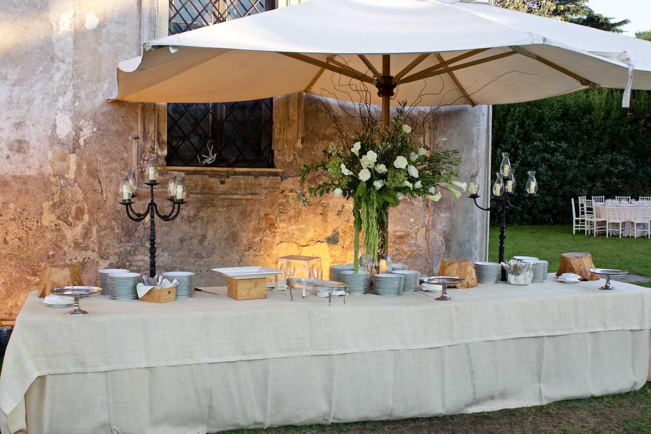 Luci e Cristalli | Le pi  belle \'terrazze\' di Roma | Wedding