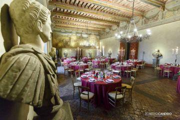Un matrimonio in stile al Castello di Bracciano