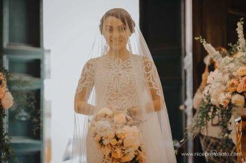 Destination Wedding a Roma: Julius & Joanna